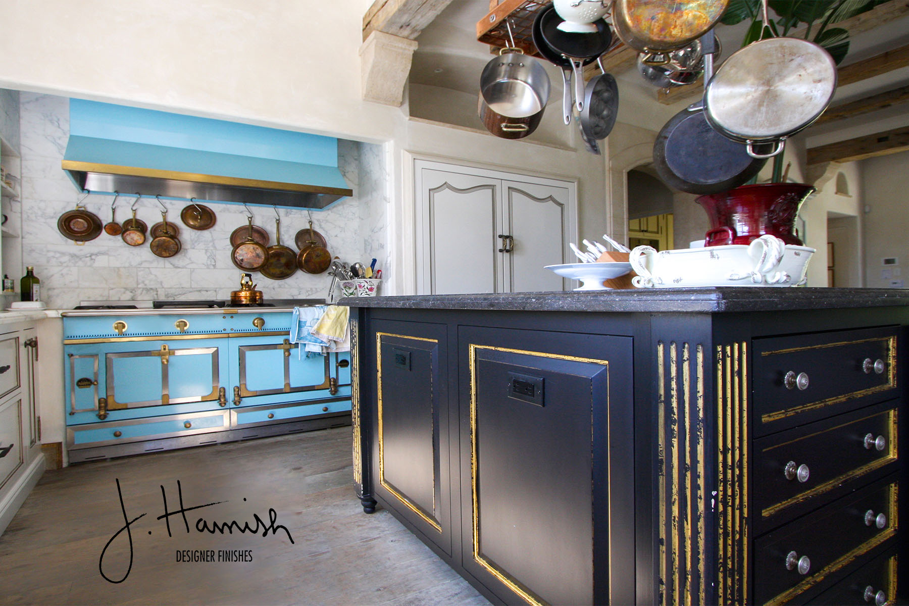 Dream Kitchen  - Using Color Therapy to Design a Living Space